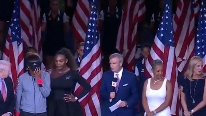 Šampionka US Opena u suzama, publika u New Yorku je ovaj put pretjerala