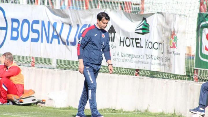 Zildžović razočaran nakon novog poraza Mladosti