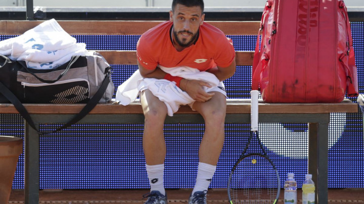 Džumhur ostao bez glavnog dijela turnira u Rimu