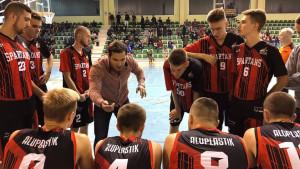 Poništena utakmica KK Brčko Distrikt - KK IBU Spartans
