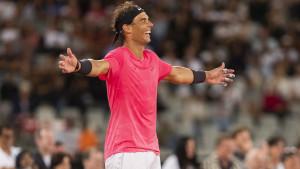 Nadal sastavio idealnog tenisera: Bekend Đokovića, forhend Federera, servis Karlovića...