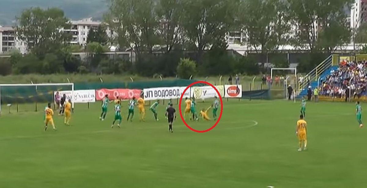 Penal sa utakmice za opstanak u Superligi zaprepastio Srbiju