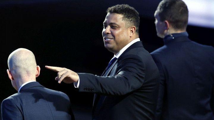 Ronaldo: Brazil može biti zadovoljan žrijebom