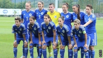 Ženska bh. reprezentacija poražena od Srbije