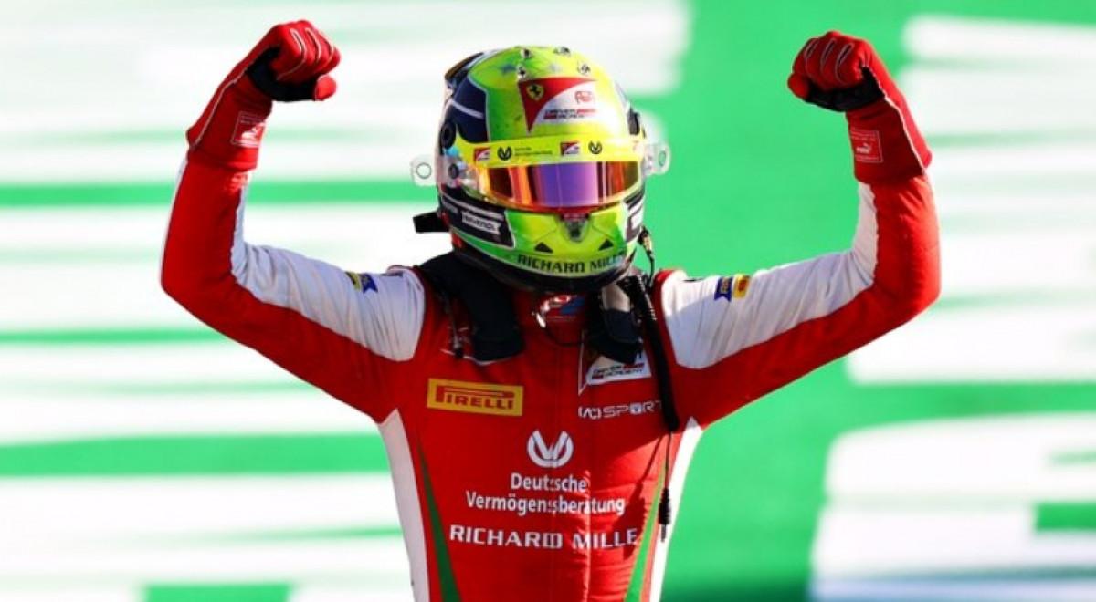 Kao nekada otac: Nestvarna vožnja i pobjeda Micka Schumachera