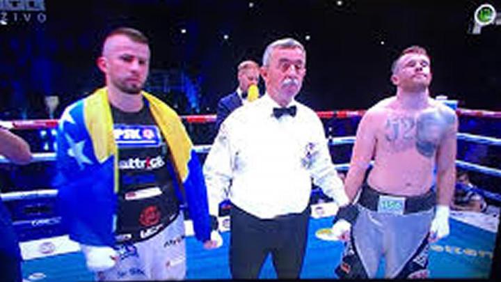 Damir Beljo: Od druge runde boksao sam s puknutom tetivom!