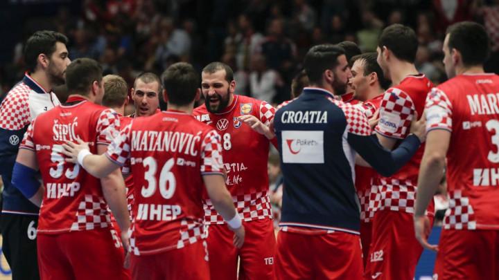 EHF izabrao najbolju sedmorku prvog kruga, Hrvati bijesni zbog iste