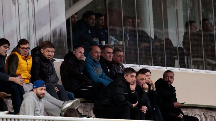Vinko Marinović pratio susret FK Željezničar - NK Olimpija