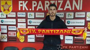 Gojković: Raskinuo sam ugovor s Partizanijem, želim u klub gdje ću više igrati