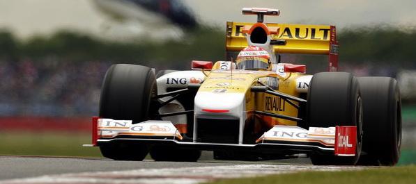Alonso ostaje u Renaultu