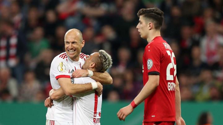 Robben i Rafinha u Bayernu i sljedeće sezone