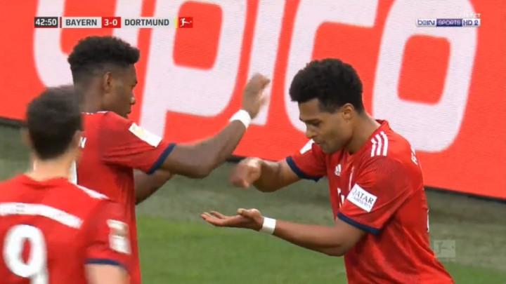 Bayern ponižava Borussiju Dortmund!