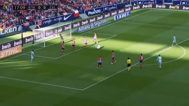 Jan Oblak čudesnim odbranama trenutno spašava Atletico Madrid