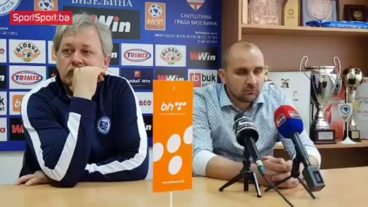 Žižović nije želio previše o spornim situacijama: Nadam se da nam više neće poništavati golove