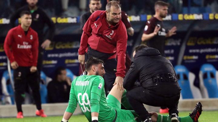 Mancini u problemima pred Grčku i BiH: U zadnjem kolu Serije A ostao bez prvog golmana