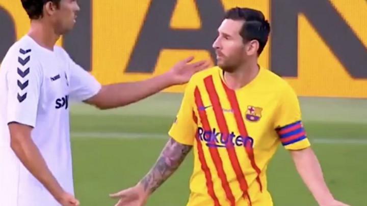 """I Messi je čovjek: """"Prestani me udarati, se*onjo!"""""""