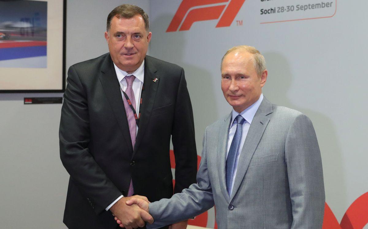 Milorad Dodik: Ne navijam za reprezentaciju BiH, ali nisam imun da podržim dobre poteze