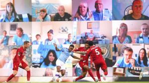 Manchester City gazi Liverpool na Etihadu!