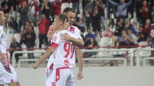 Bilbija i Jakirović ga tješili: Mašić u suzama napustio teren nakon što nije iskoristio zicer
