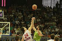 Banja Luka ispratila Srbiju na Eurobasket
