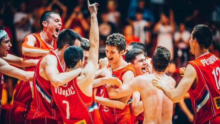 Juniori Srbije prvaci Evrope