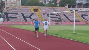 Darko Todorović se pred povratak u Austriju sprema na Tušnju