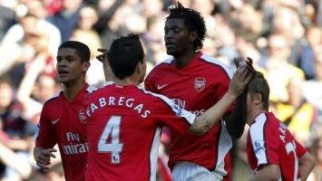 Adebayor brutalno ponizio nekadašnjeg saigrača iz Arsenala