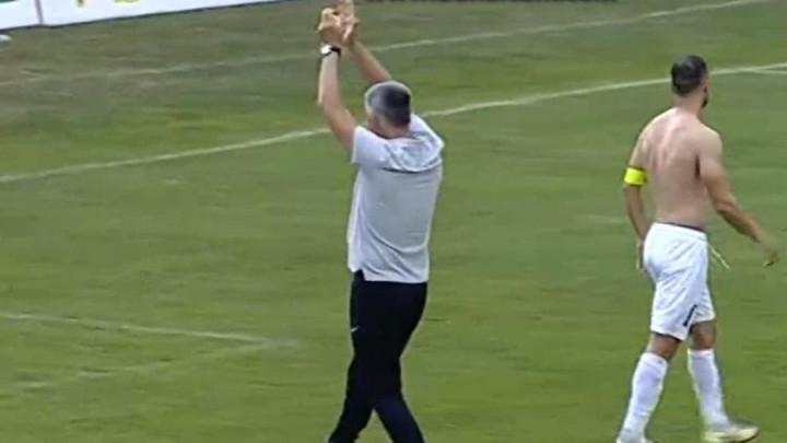 Musemiću ovacije navijača: On voli Saraj'vo, pravi je Hordaš...