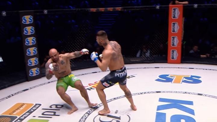 Pogledajte kako je Erko Jun brutalno nokautirao Akopa Szostaka