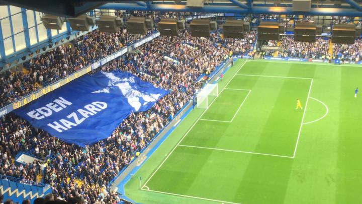 Navijači Chelseaja se obrukali: Na tribini Eden Hazard...