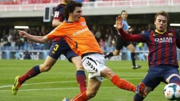 Prvijenac Stevanovića u porazu Alaveza od Barcelone