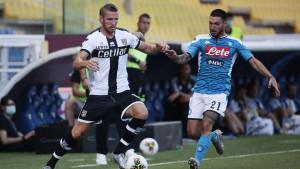 Tri penala na Ennio Tardiniju, Parma pobijedila Napoli