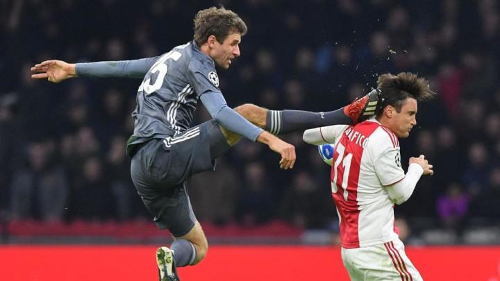 UEFA odbila žalbu Bavaraca: Thomas Muller propušta dvomeč protiv Liverpoola