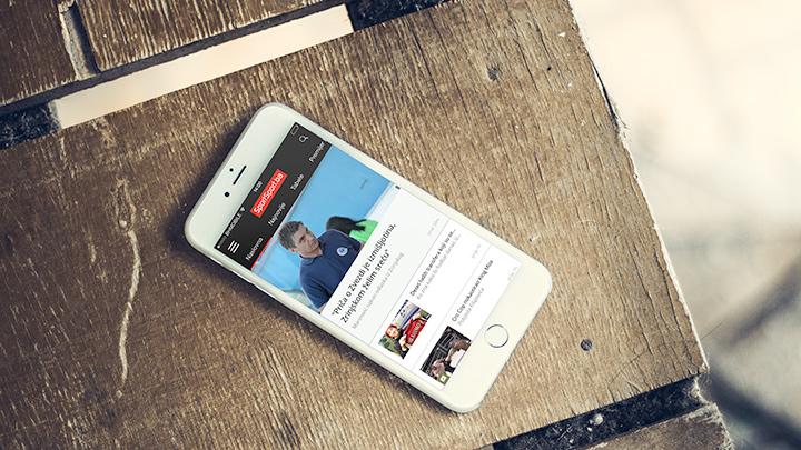 Obogaćena i potpuno redizajnirana iOS aplikacija portala SportSport.ba