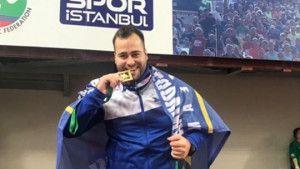 Pezer prvak Balkana u bacanju kugle