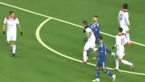 Frka poslije penala: Haskić davio bivšeg saigrača