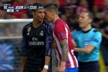 Torres i Ronaldo razmijenili teške riječi