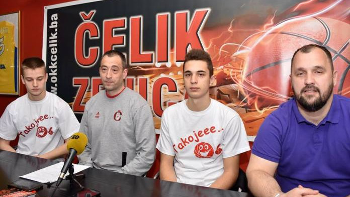 Košarkaši Čelika žele skinuti skalp vodećoj Gradini