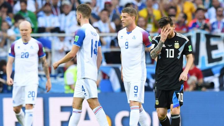Messijeva izjava pred Hrvatsku iznenadila argentinsku javnost