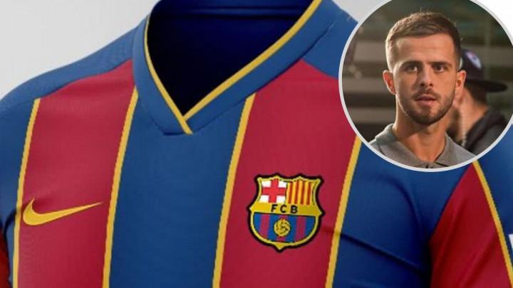 Nike se osramotio: Svi koji žele Pjanićev dres Barcelone će morati pričekati