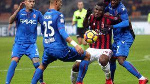 Gattusov Milan teškom mukom slavio pobjedu protiv Bologne