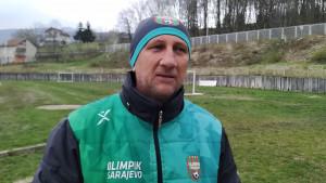 Esad Selimović o borbi sa Veležom: Gledamo sebe i narednu utakmicu