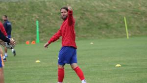 Jagodić zadao žestok tempo na treningu Borca, Vranješ trenirao punim intenzitetom