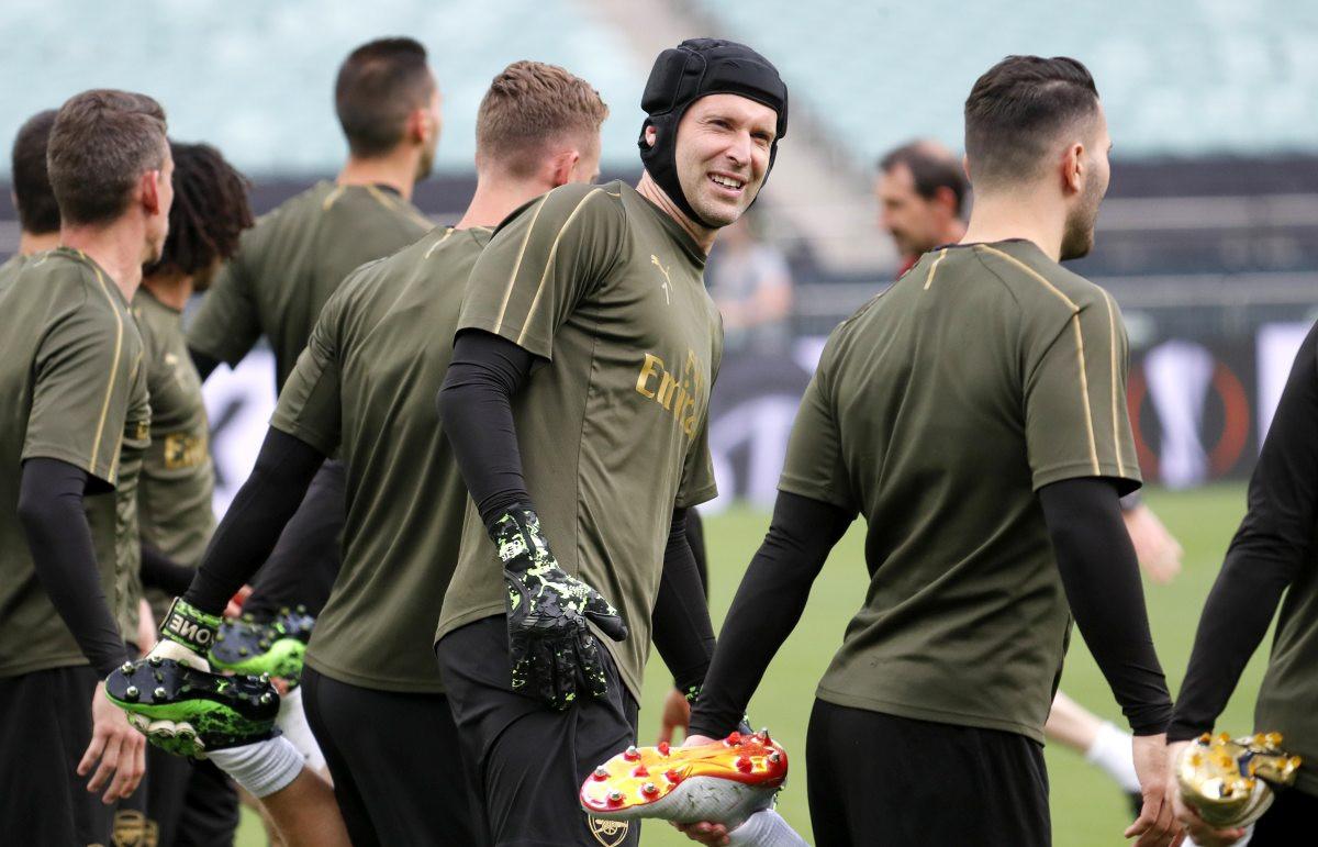 Novi klub, ali i novi sport: Petr Cech potpisao, debituje već u nedjelju!