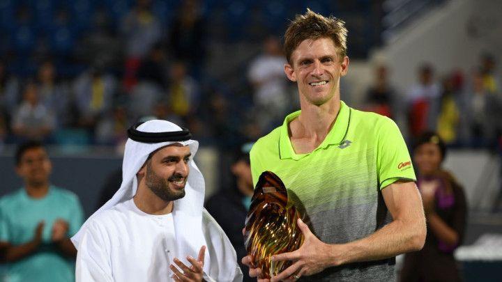 Kevin Anderson osvojio egzibicioni turnir u Abu Dhabiju