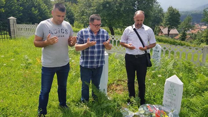 NK Travnik nije zaboravio Elvedina Varupu