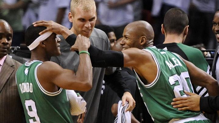 I to je NBA: Boks meč zbog trejda