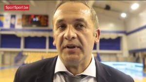 Trbić: Zasluženo smo slavili, bh. košarci trebaju ovakva rivalstva