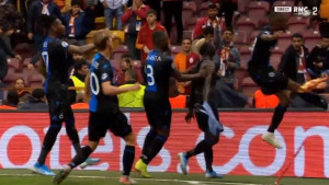 Postigli jako bitan gol, a onda dva igrača pri proslavi zaradila crvene kartone