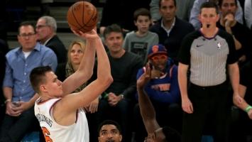 Knicksi bolji od Hornetsa, Raptorsi od Bullsa